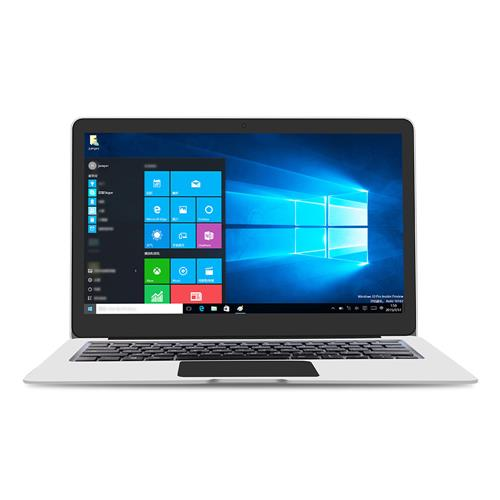 "Jumper EZbook 3SE 13.3"" Notebook Laptop Intel Apollo Lake N3350 2.4GHz 3GB RAM 64GB ROM Windows 10 - Silver"