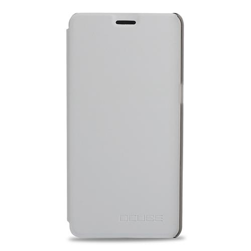 White Elephone P8 Leather Case Ultra-thin Shockproof Flip Cover Protective Phone Case фото
