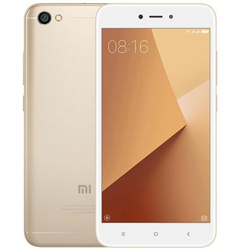 Xiaomi Redmi Note 5A 5.5 Inch 4G LTE Smartphone 2GB 16GB 13.0MP Cam Qualcomm Snapdragon 425 Quad Core Android 7.1 IR Remote Control VoLTE Global Version - Gold