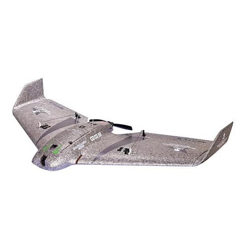 Reptile Swallow-670 S670 FPV Flywing 670mm Spannweite EPP RC Flugzeug Grau - KIT Version