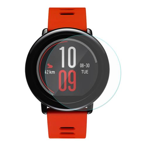 Hat-Prince Glass Protective Film  0.2mm 9H 2.5D Gothic Tempered Glass for Huami Amazfit Pace