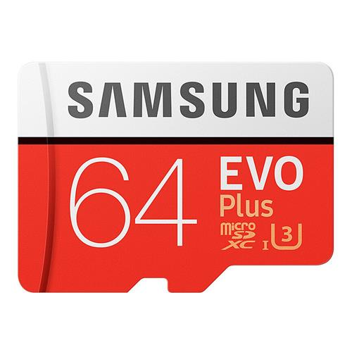 Samsung EVO Plus UHS-3 64GB Memory Card
