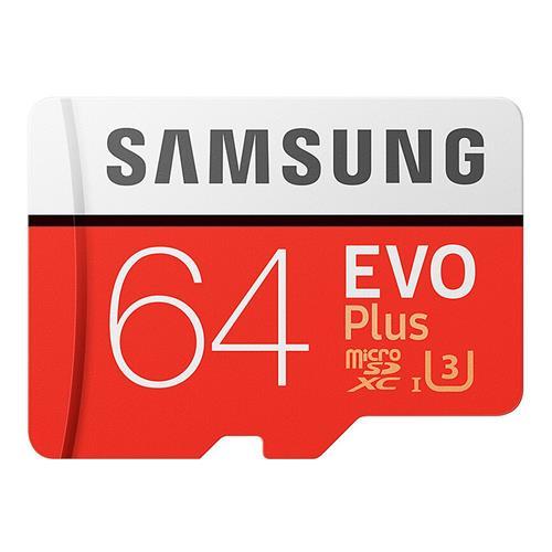 Samsung EVO Plus UHS-3 64GB Memory Card
