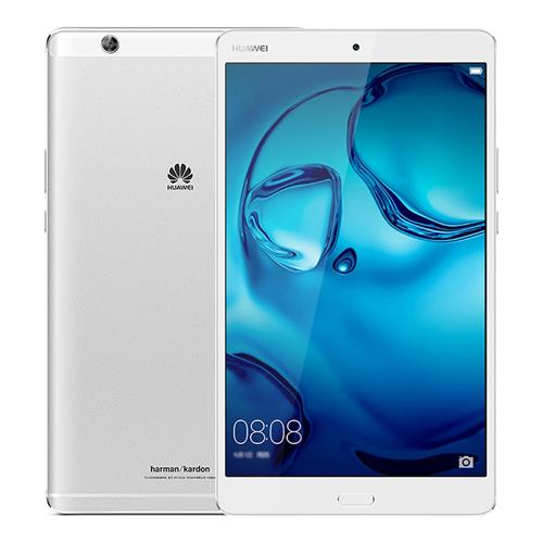 [Global Rom] HUAWEI MediaPad M3 Tablet PC Hisilicon Kirin 950 Octa Core 8.4 hüvelykes kettős kamera WIFI Bluetooth 4.1 4 GB RAM 32 GB ROM 2.3 GHz Android 6.0 - ezüst