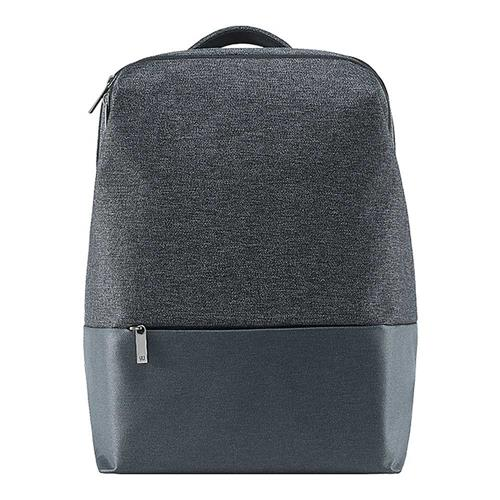 Xiaomi 90 Minuten Urban Backpack Simple Hidden-zippers Anti-dief Waterproof Large Capacity For Men Dames - Donkergrijs