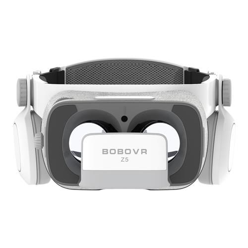 BOBOVR Z5 3D VR Headset with Daydream Controller FOV120 IPD Focus Adjustable for Google Pixel/Pixel XL Huawei Mate 9 Zenfone AR ZTE Axon 7 Galaxy S8/S8 ETC