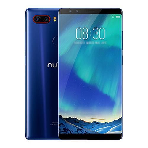 ZTE Nubia Z17S 5.73 Zoll 8GB 128GB Smartphone Schwarz Gold