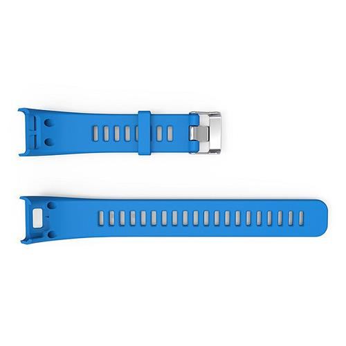 Smart Bracelet Replacement Separated Strap with Screw Driver and Screw PB 2.6 for GARMIN VIVOSMART HR - Blue