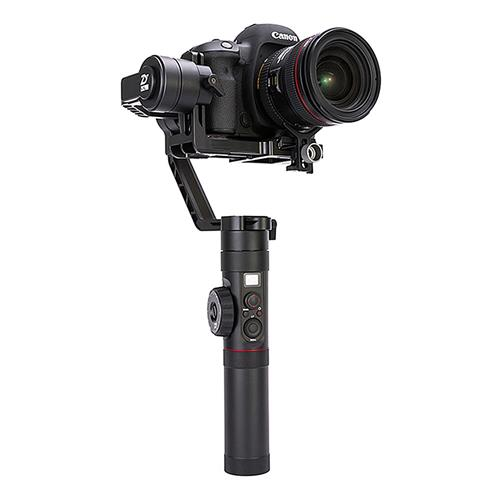 ZHIYUN Crane 2 3-Axis Brushless Handheld Stabilizer with Real-time Follow Focus - Black