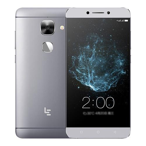 LeTV LeEco Le Max 2 X820 5.7inch 2K Screen Android 6.0 OS 4GB 32GB Smartphone 64-Bit Qualcomm Snapdragon 820 Quad Core 21MP Touch ID Type-C Fast Charge - Gray