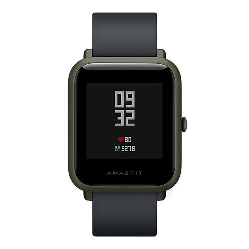 Xiaomi Huami Amazfit Bip IP68 Bluetooth 4.0 Sports Smartwatch GPS Glonass 45 Days Standby Global ROM - Green