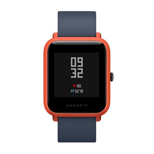 Xiaomi Huami Amazfit Bip IP68 Bluetooth 4.0 Sports Smartwatch GPSGlonass 45 Days Standby Global ROM - Orange