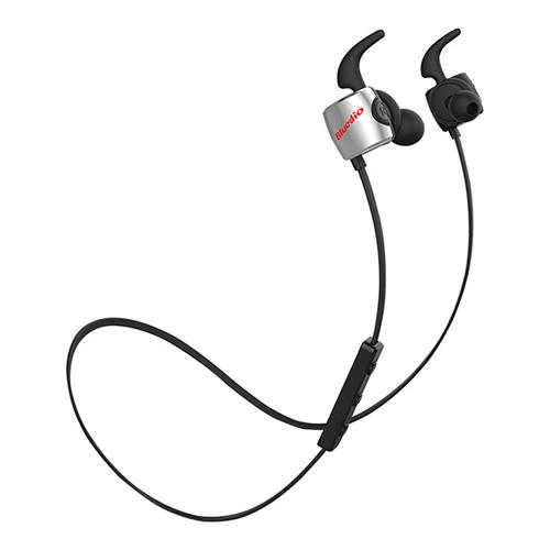 Bluedio TE Wireless Bluetooth Sport Headphones with Mic Double-cavity Sweatproof - Black