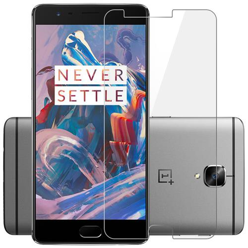 [Wholesale]5PCS Transparent OnePlus 3/3T Tempered Glass ENKAY Hat-Prince 0.26 mm 2.5D HD Explosion-proof Membrane фото