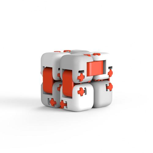 Xiaomi Mi Bunny Mitu Fidget Cube Building Blocks Giocattoli da regalo stress mitigatore Focus - Bianco