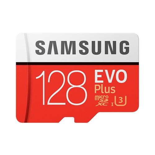 Samsung EVO Plus 128GB MicroSDXC Memory Card