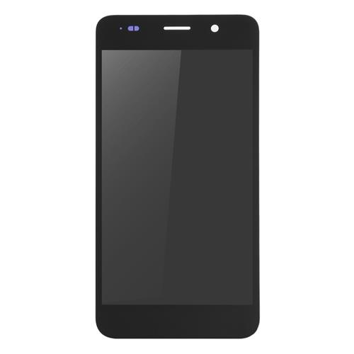 LCD & Digitizer Assembly With Frame Replacement For HUAWEI Honor 4A / Y6 (Grade P) - Black