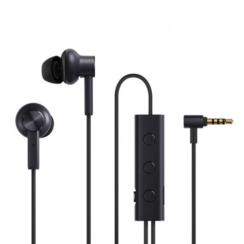 Xiaomi 3.5mm ANC Earphones Active Noise Cancelling with Mic - Black фото