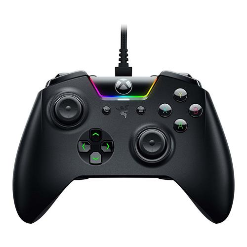 Razer Wolverine Tournament Edition Gamepad Controller Chroma 4 Programmable Buttons for Xbox One/PC - Black