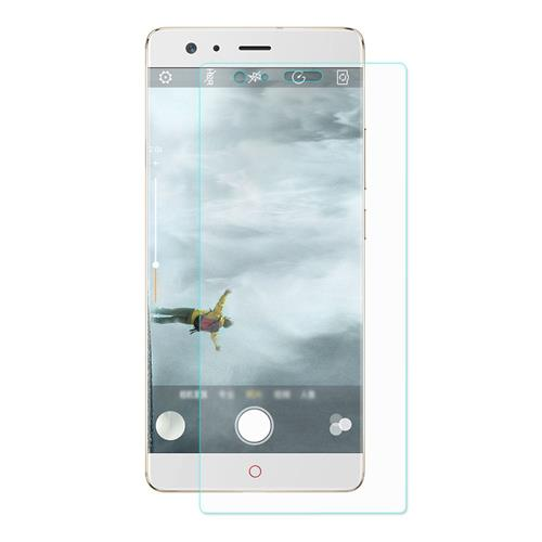 Transparent Nubia Z17 / Nubia Z17 Lite Tempered Glass ENKAY Hat-Prince 0.26 mm 9H 2.5D Explosion-proof Membrane