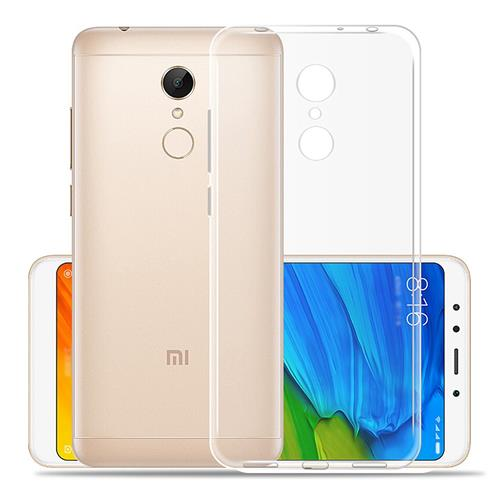 Transparent Xiaomi Redmi 5 Soft Case Air Shell Silicon Back Cover High Quality Protective Phone Shell фото