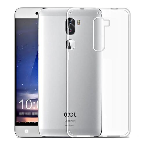Transparent Coolpad Cool 1 Soft Case Air Shell Silicon Back Cover High Quality Protective Phone Shell фото