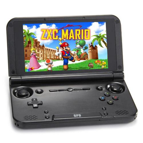 GPD XD Plus Gamepad Tablet PC MT8176 Hexa Core 5.0 Inch 1280 * 720 Android 7.0 kézi játék 4GB RAM 32GB ROM - fekete