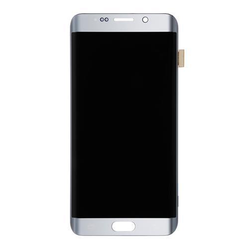 Замена ЖК-дисплея и планшета для SAMSUNG Galaxy S6 Edge Plus (класс P) - серебро