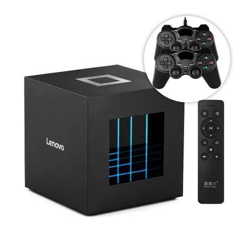 Lenovo G66 RK3288 2GB / 16GB 4K Oyun Konsolu + Çift Gamepad + Hareket Algılama Uzaktan Kumanda