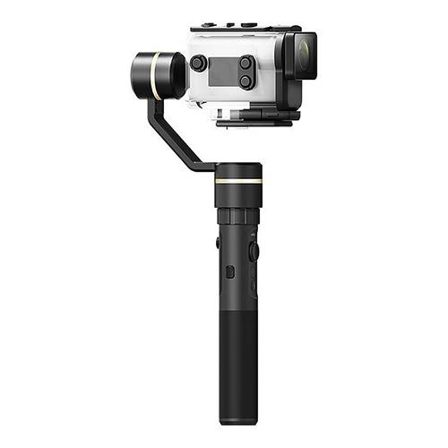 Feiyu Tech G5GS 3-Axis Brushless Handheld Gimbal Splash Proof For Sony AS50 X1000 Action Camera - Single Handheld