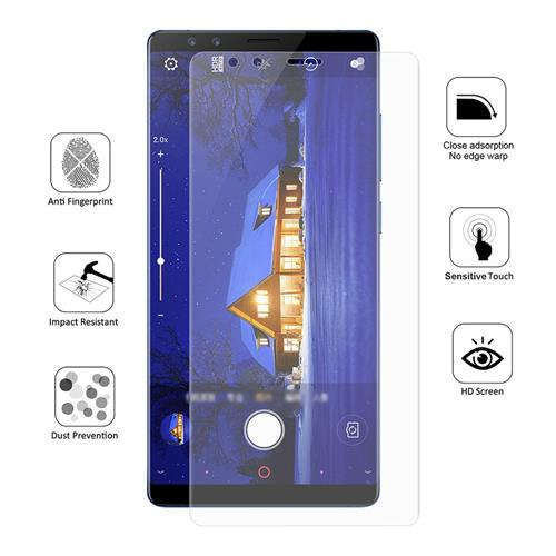 ENKAY Hat-Prince 0.1mm 3D Explosion-proof Membrane Screen Film For Nubia Z17S - Transparent