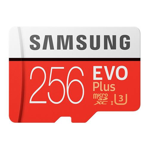 Samsung EVO Plus UHS-3 256GB Memory Card