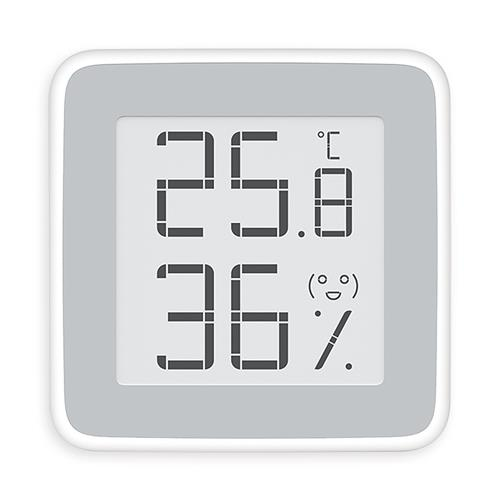 Xiaomi Miaomiaoce Digital Thermometer Hygrometer E-ink Ink Screen Display High-Precision Temperature Humidity Monitor -White