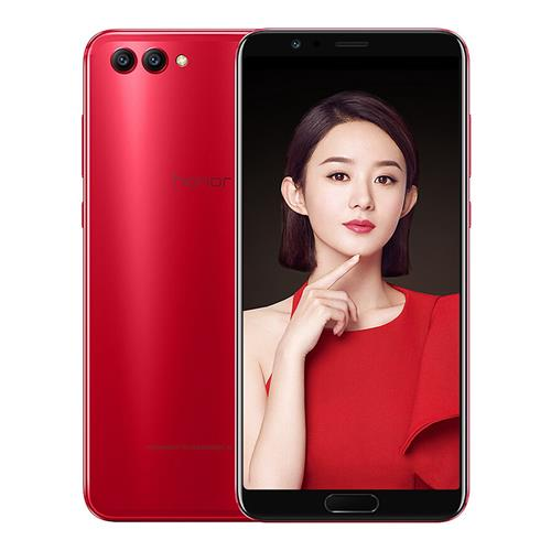 HUAWEI Honor V10 5.99 Inch 6GB 128GB Smartphone Merah