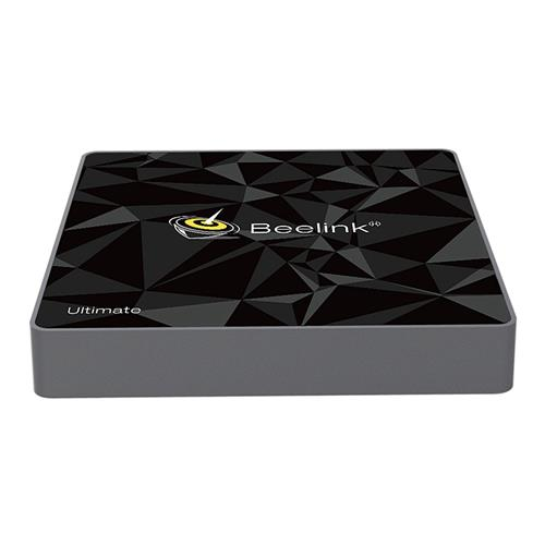Beelink GT1 Ultimate Android 7.1.2 Amlogic S912 4K KODI 3GB/32GB TV BOX 2.4G/5.8G WIFI Bluetooth Gigabit LAN HDMI - Black
