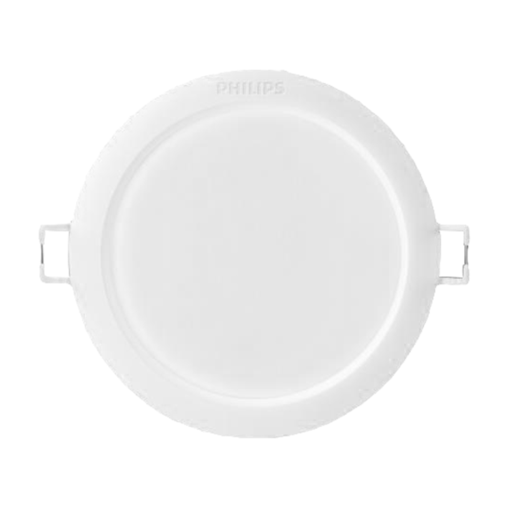 Philips Lampe torche à LED trou 100mm 5W 3000K - Blanc