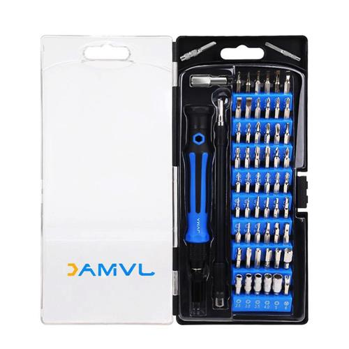 JVMAC JM-6101 61 in 1 Screwdriver Set