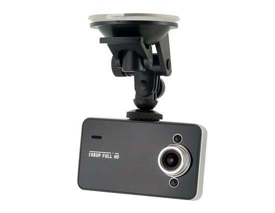 K6000 FULL HD 1080P Driving Recorder with G-Sensor