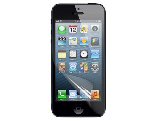 NEWTOP Matte Screen Protector for iPhone 5 - Transparent фото