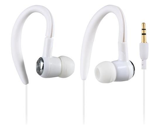SMZ E2 3.5mm Наушники-вкладыши для наушников с кабелем 1.0m - белый