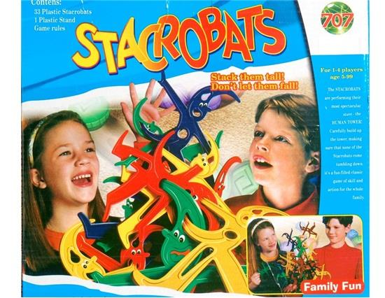 YC0581X Stacrobats Stacking Game - Random Delivery фото