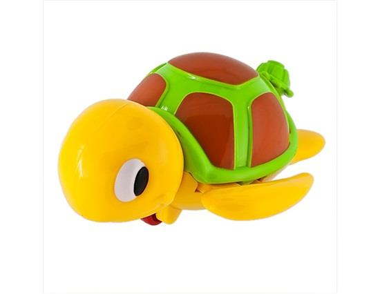 YM505X Funny Amphibious Mother and Baby Turtles Pull Moving Toy фото