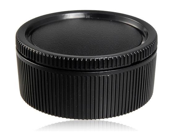 Body + Rear Lens Cap Cover for Leica M LM Camera M6 M7 M8 M9 M5 M4 M3