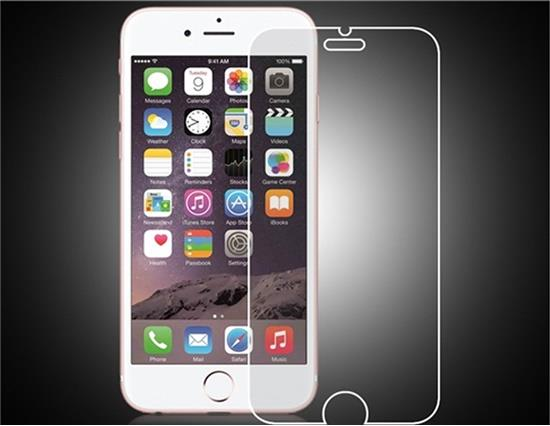IPhone 7 4.7 inches 0.15mm 2.5D HD Transparent Tempered Glass Film - Transparent фото