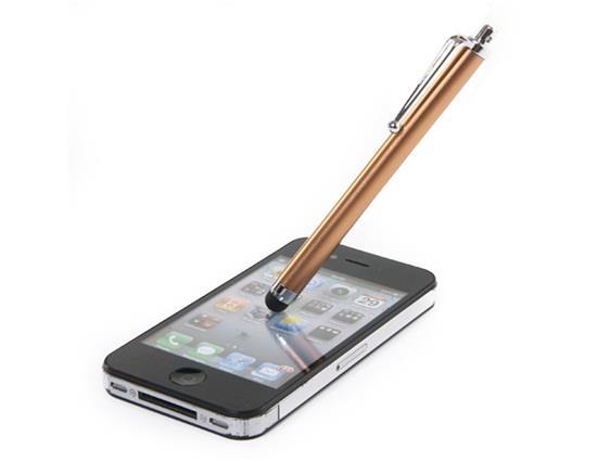 ปากกา Stylus ความไวสูงสำหรับ iPhone / iPad / iPod - สีทอง