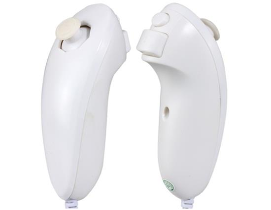 Left Handed Gaming Controller for Wii U - White фото