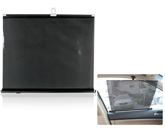 Αναδιπλούμενη παράθυρα αυτοκινήτου Sunshade (μαύρο)