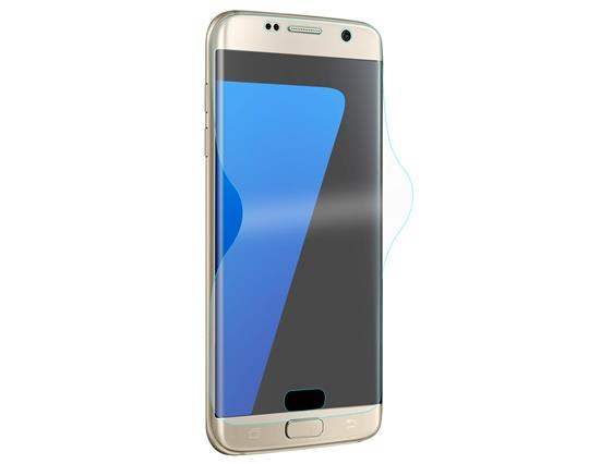 Hat Prince 0.1mm 3D Full Screen Cover Protective Film for Samsung S7 Edge - Transparent фото