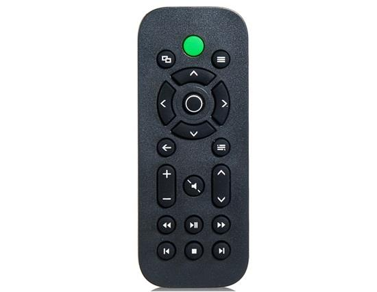 Xbox One本体のワイヤレスメディアリモコン - ブラック