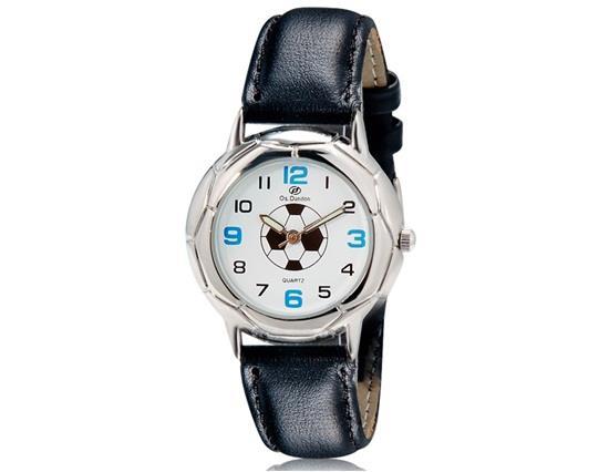 YW1397B Os.Dandon Футбол Печатные аналоговые часы (черный) M.